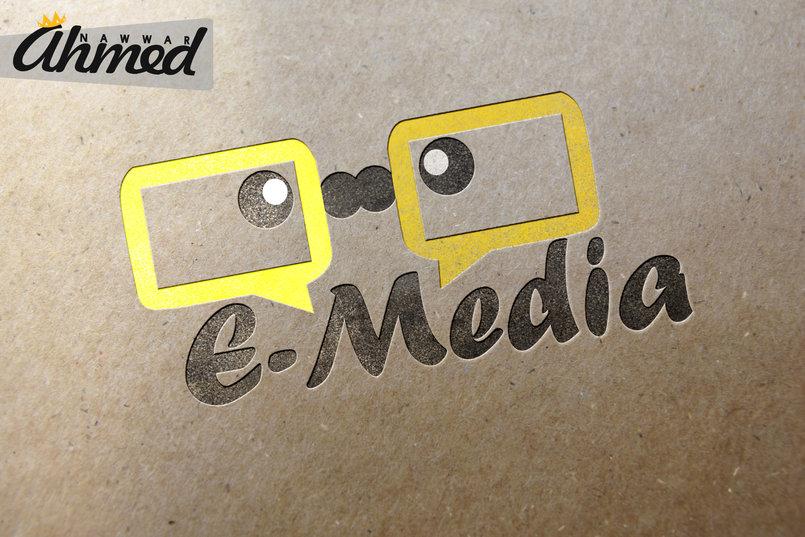 E- Media Logo