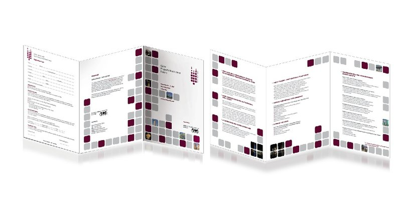 Real Estate conference brochure1
