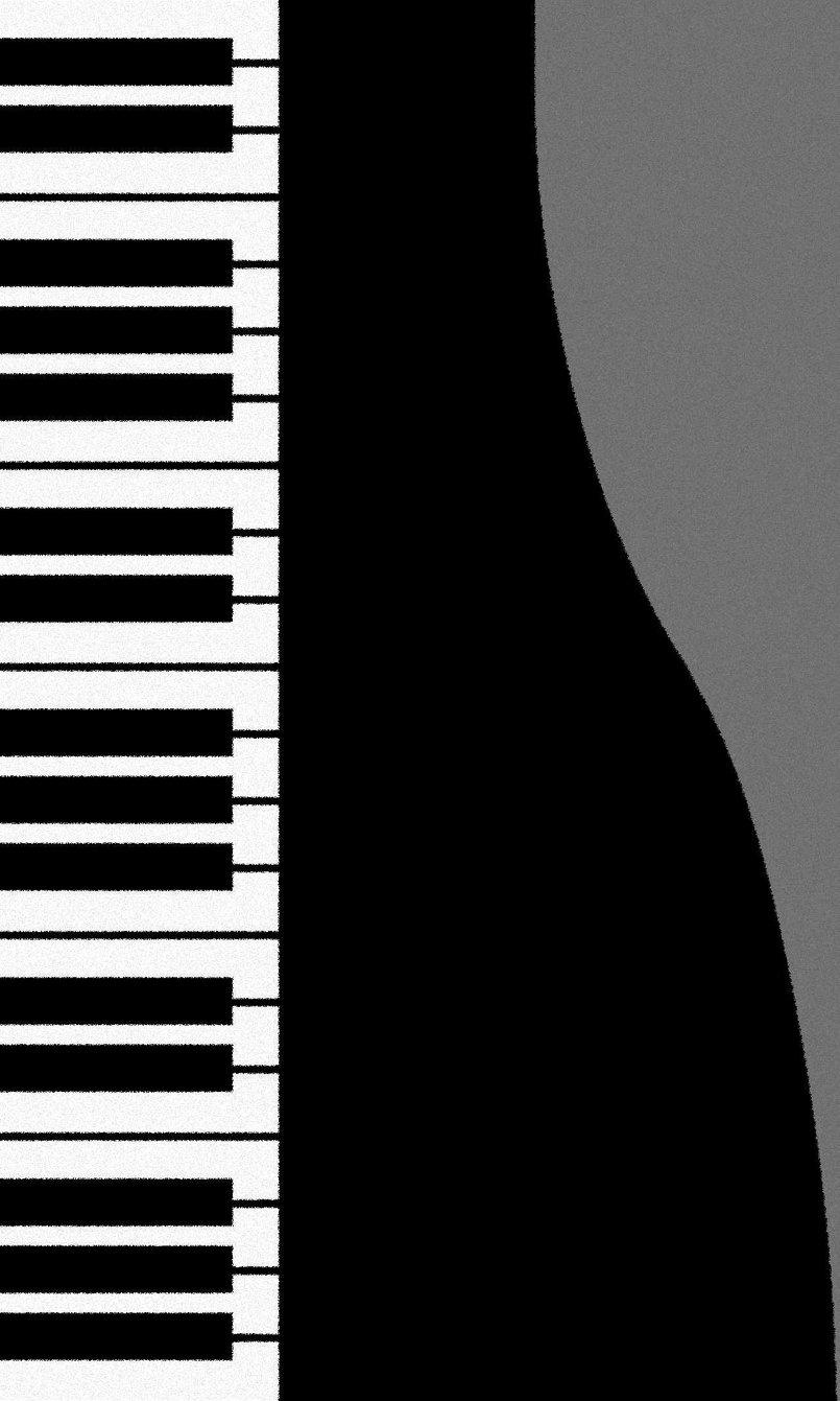 Dessin De Tapis Moderne Piano من تصميم Aamer Daiday Aamer Daiday