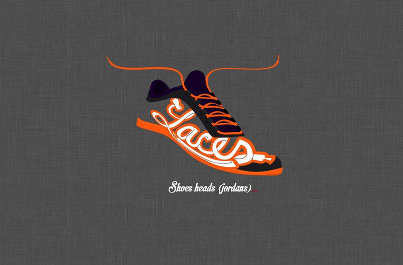 LACES (jordans) - Brand