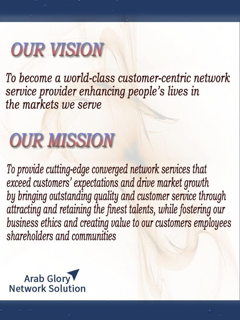 profile for network solution company