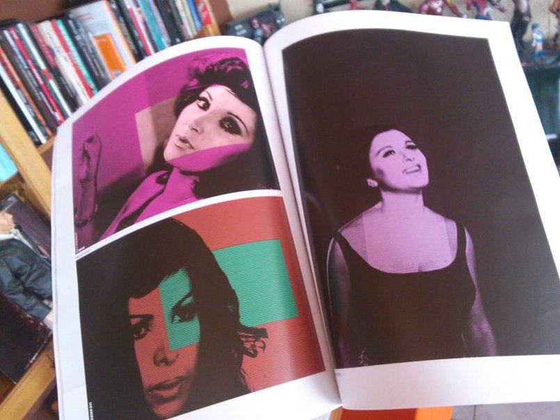 A story about my 3arabiyat posters!   Mervat Ameen, Soad Hosni and Nahed Shareef ...  This was a while ago in REVIEW AMMAN magazine, one of the best art and literary magazines to be ever published in Jordan - I am not saying this because they covered my work.   Ask around! Thank you Miss Dina Dabbas Rifai for such a great magazine.