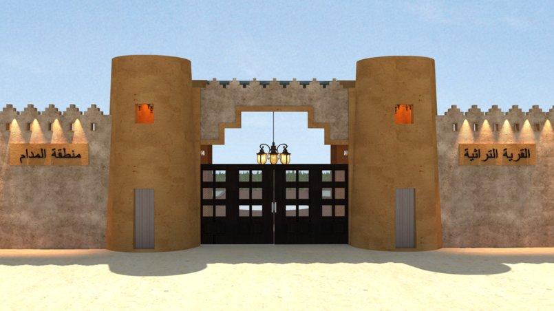 تصميم معماري داخلي وخارجي