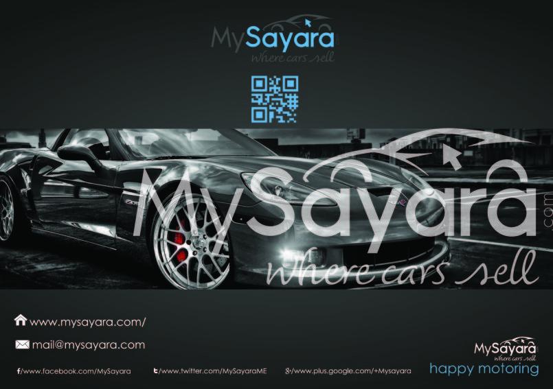 mysayara.com flyer