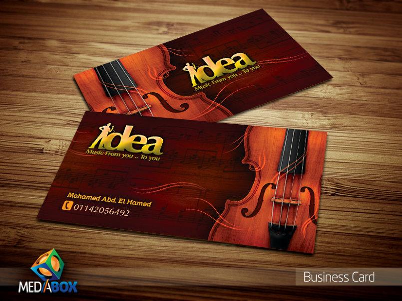 تصميم كارت شخصي او business-card باحترافية +اضافة كود qr