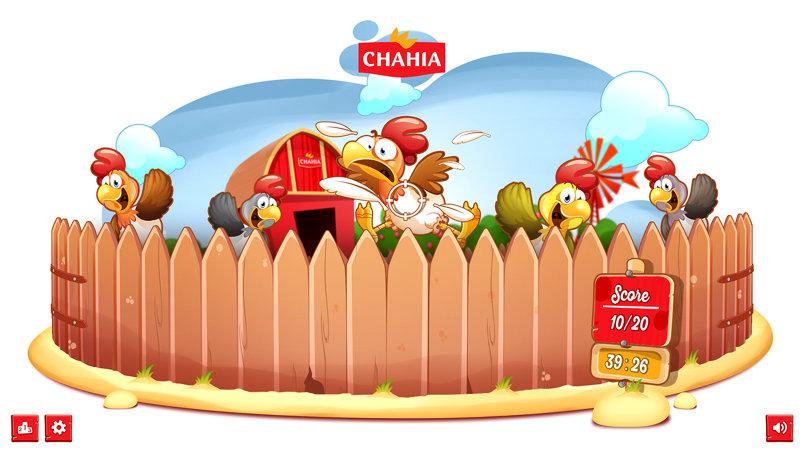 (CHAHIA (Catch'n chicken
