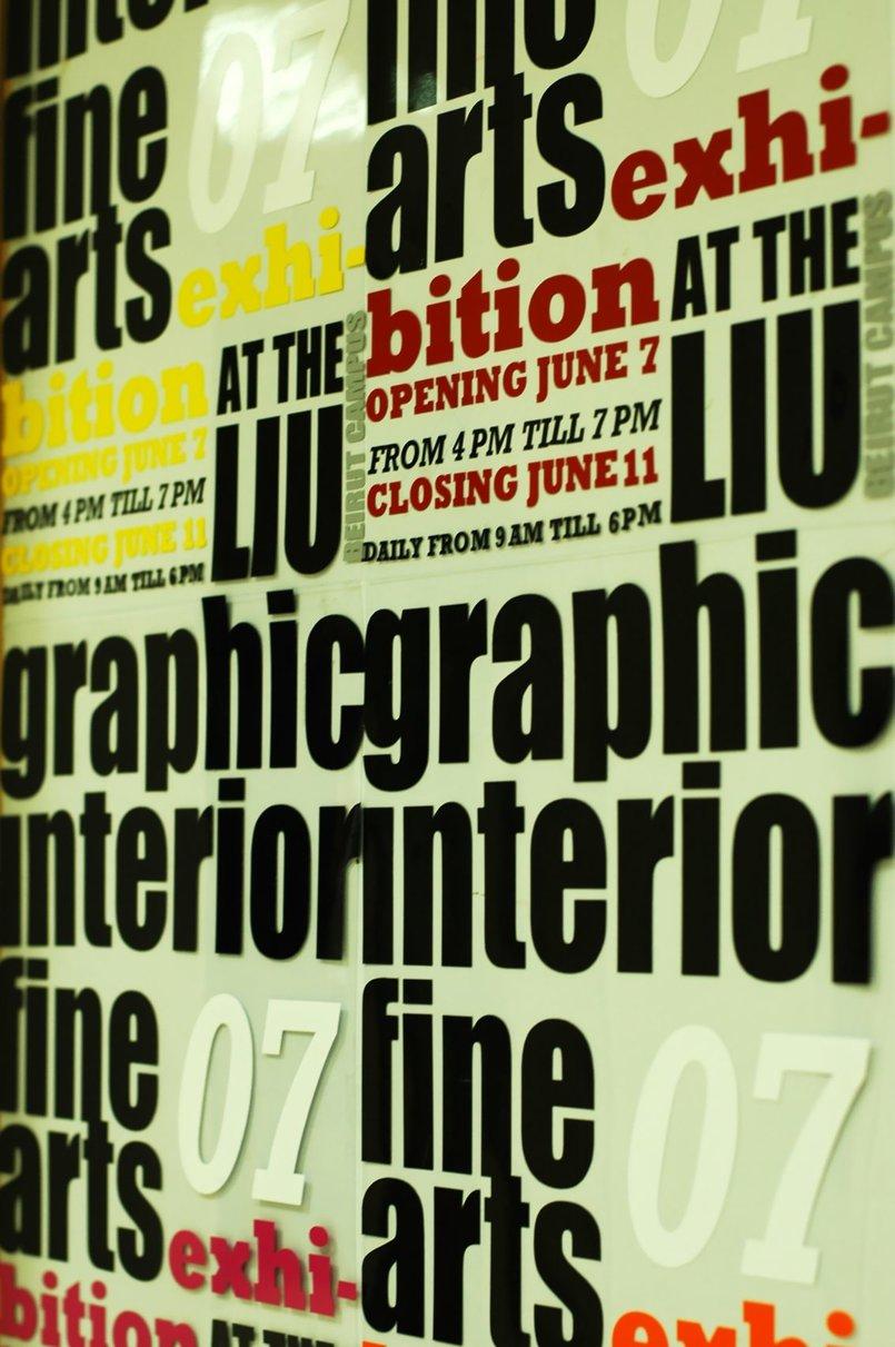 LIU Art & Design Students Exhibition