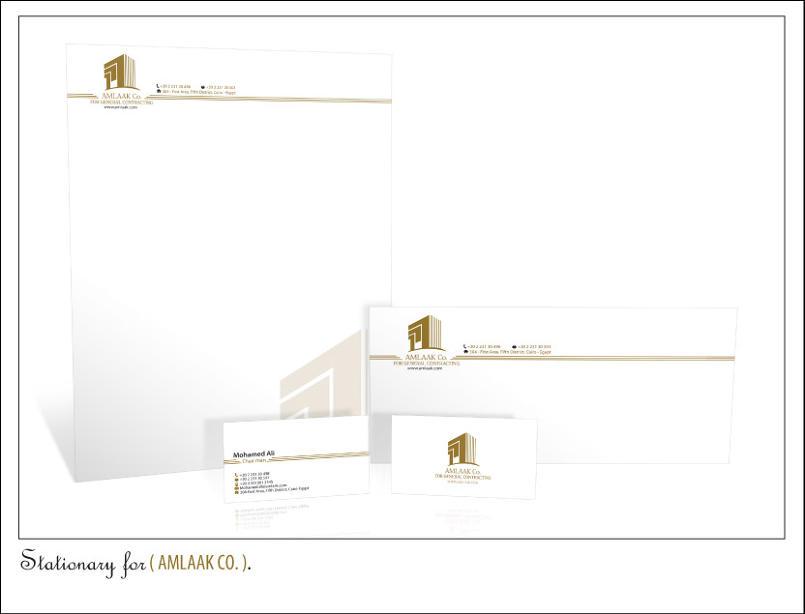 AMLAAK Corporate Design