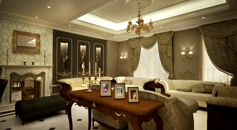 Classic Style room_04