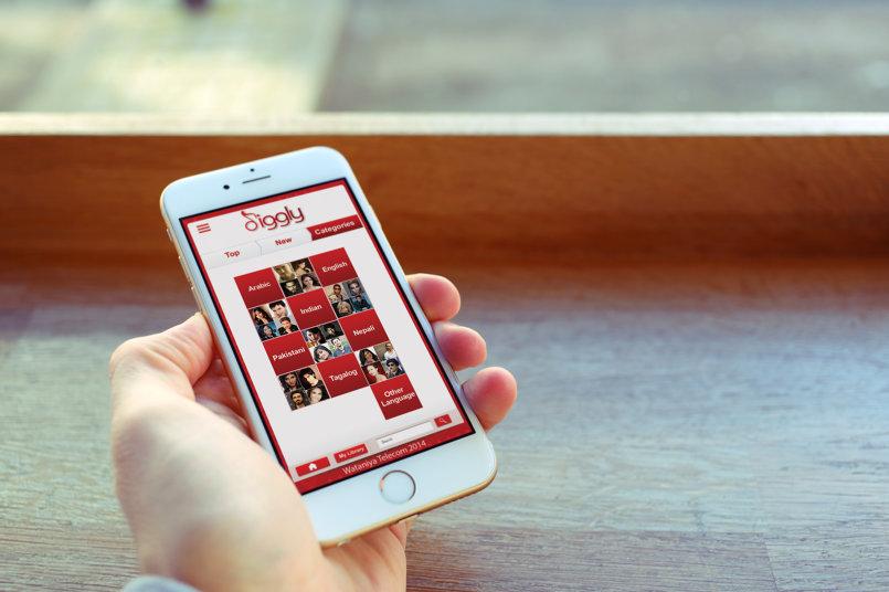 Diggly app