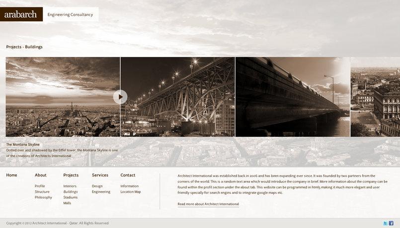 Arabian Architecture Company