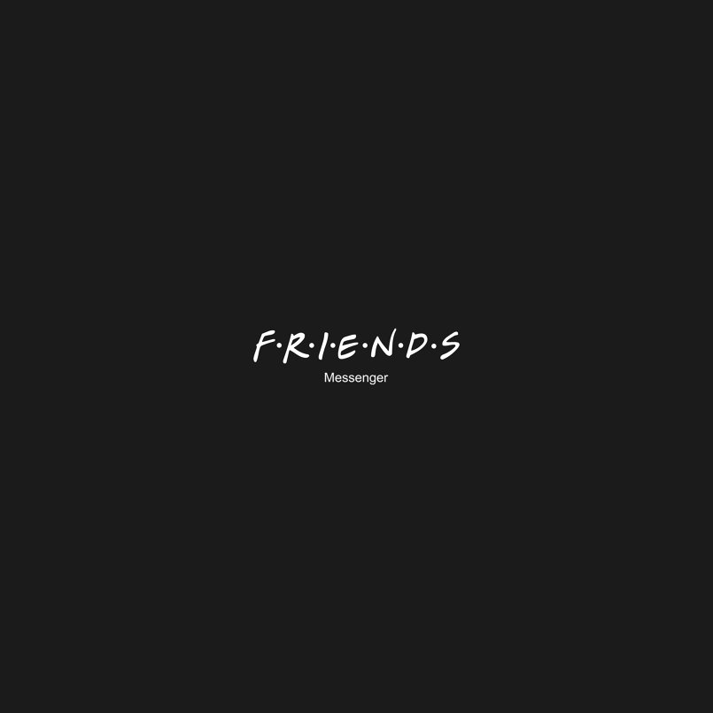 Friends Messenger App