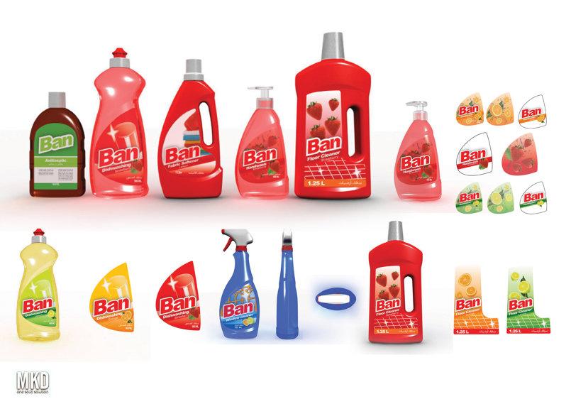 Packaging Design at MKD 2005-2007