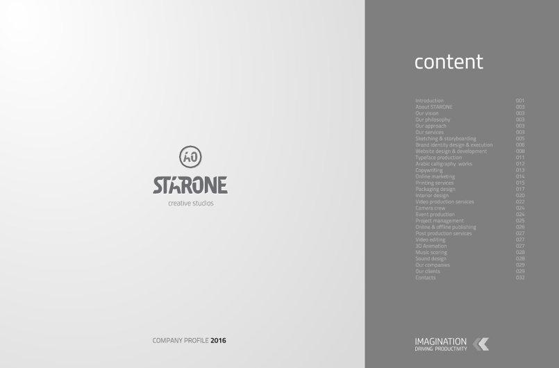 STARONE Creative Studios