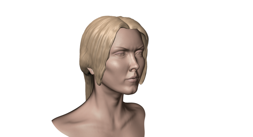 Female face_02