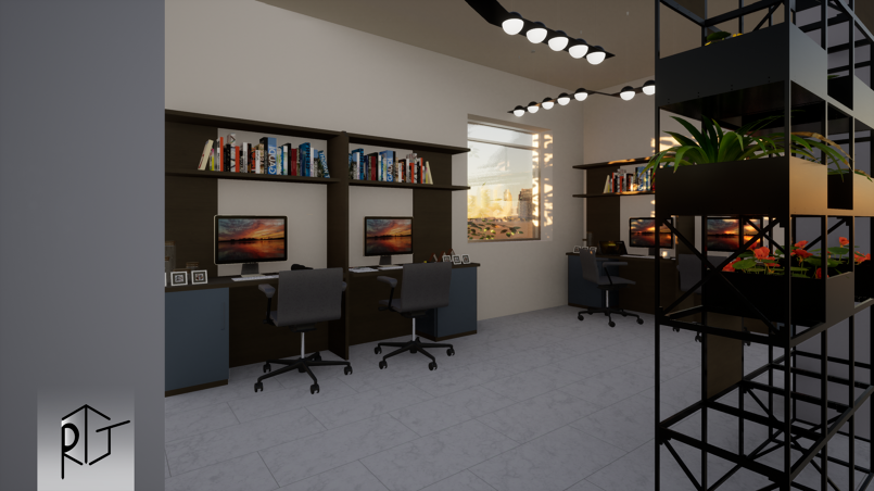 A vision of an Office