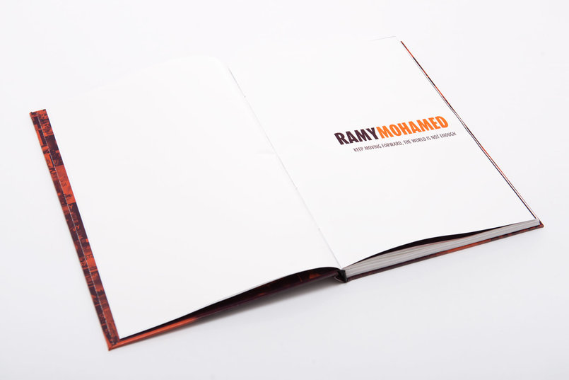 RAMY AND ADVERTISING // BOOK