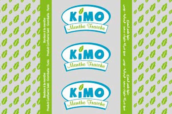 (Branding Kimo (Packaging Candy