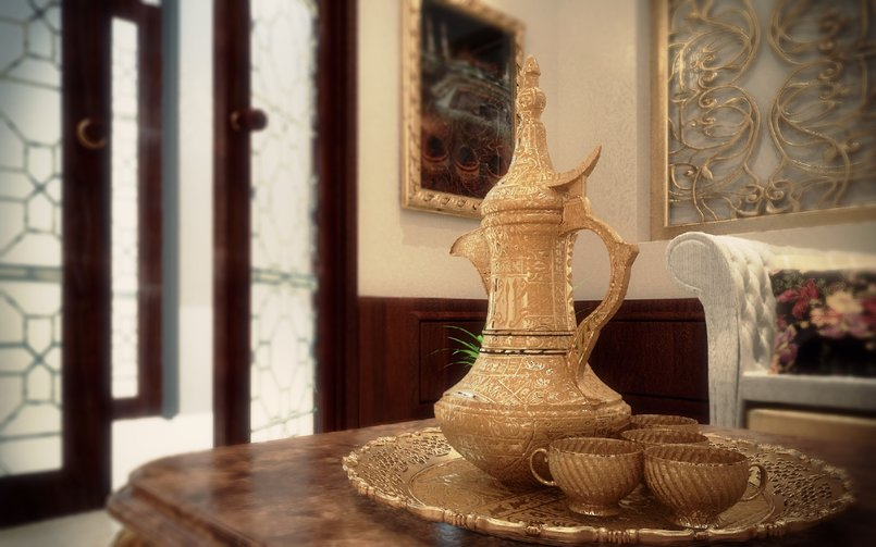 Arabian Majlis