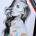 Lady Artistica