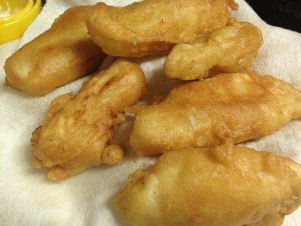 Crunchy Batter Fried Fish (No Beer) Recipe - Tastyfix - photo#4