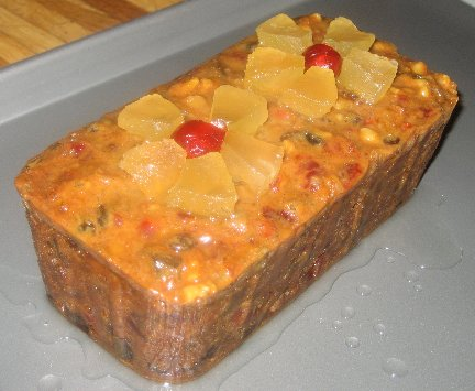 Elsie S Blue Ribbon Fruit Cake Recipe