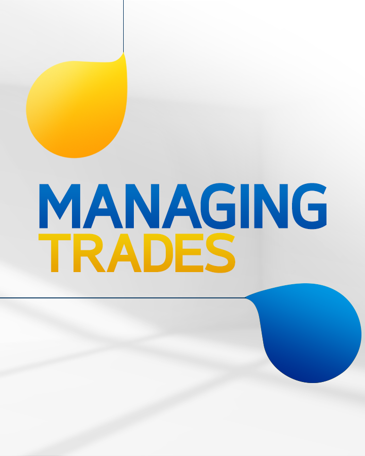 The LIZ & JNY Show - Managing Trades