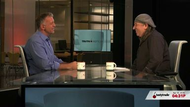 Truth or Skepticism with Dylan Ratigan: Dylan Up To Bat | Featuring Dylan Ratigan