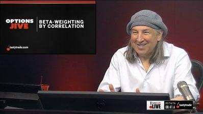 Beta-Weighting By Correlation