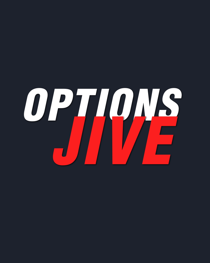 tastytrade LIVE - Options Jive