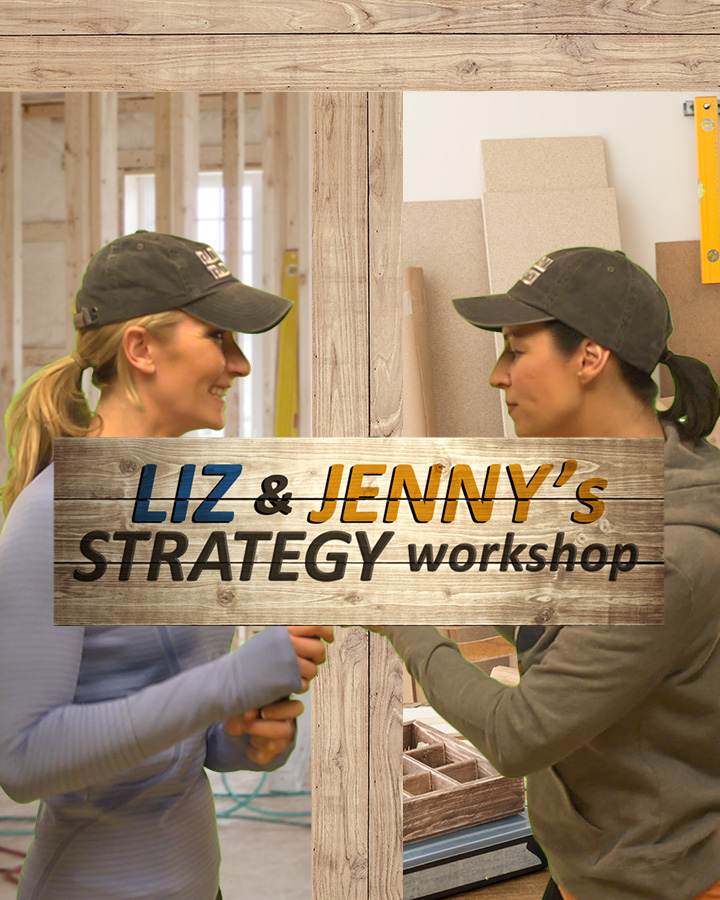doublerainbow in 3 Mins or Less - The Liz & Jenny Strategy Workshop