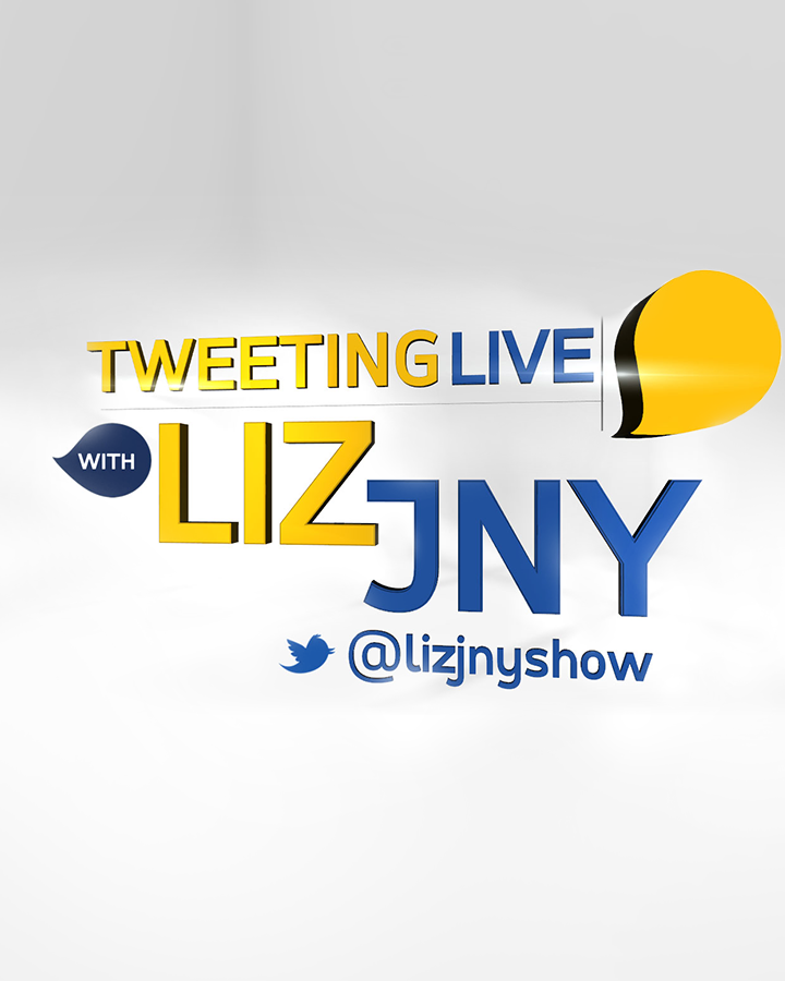 The LIZ & JNY Show - Tweeting Live with LIZ & JNY