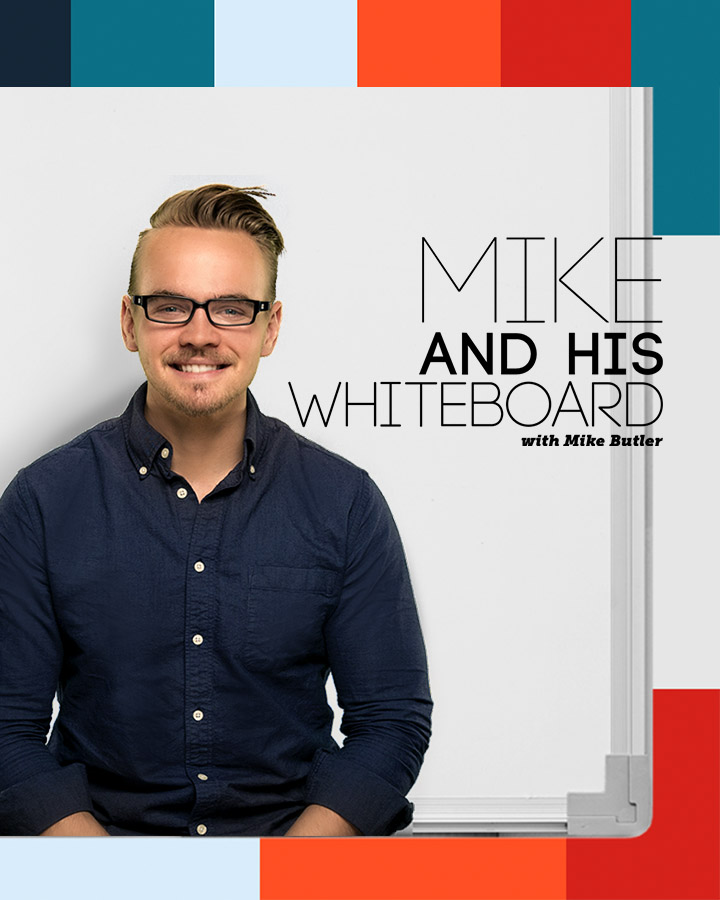 Mike And His Whiteboard