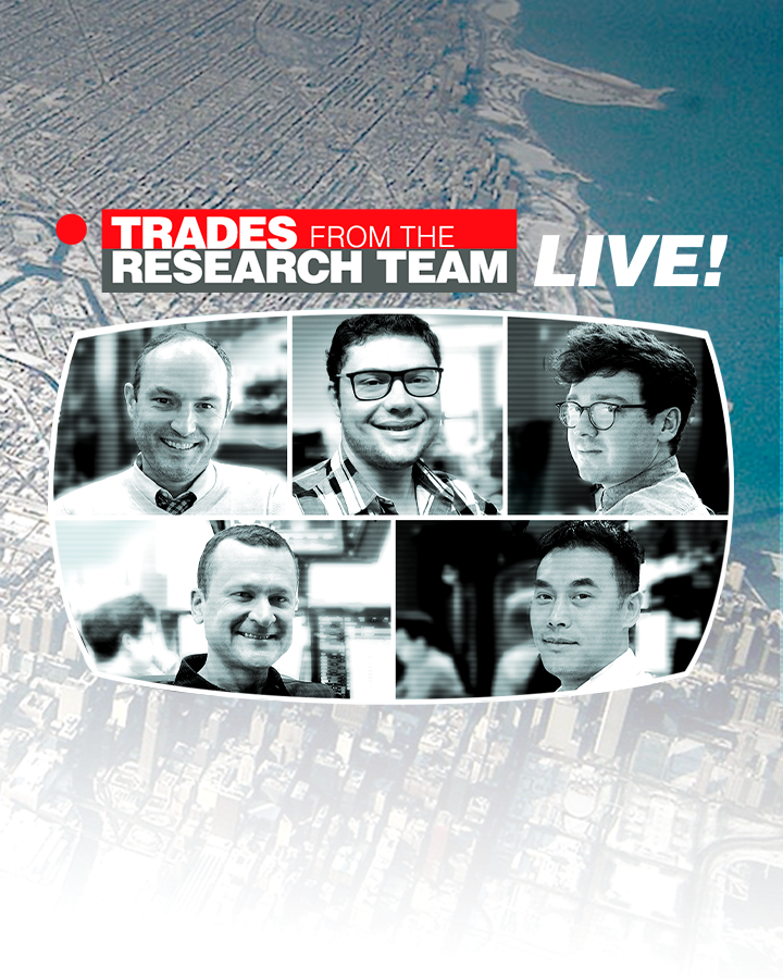 tastytrade LIVE - Trades From the Research Team LIVE