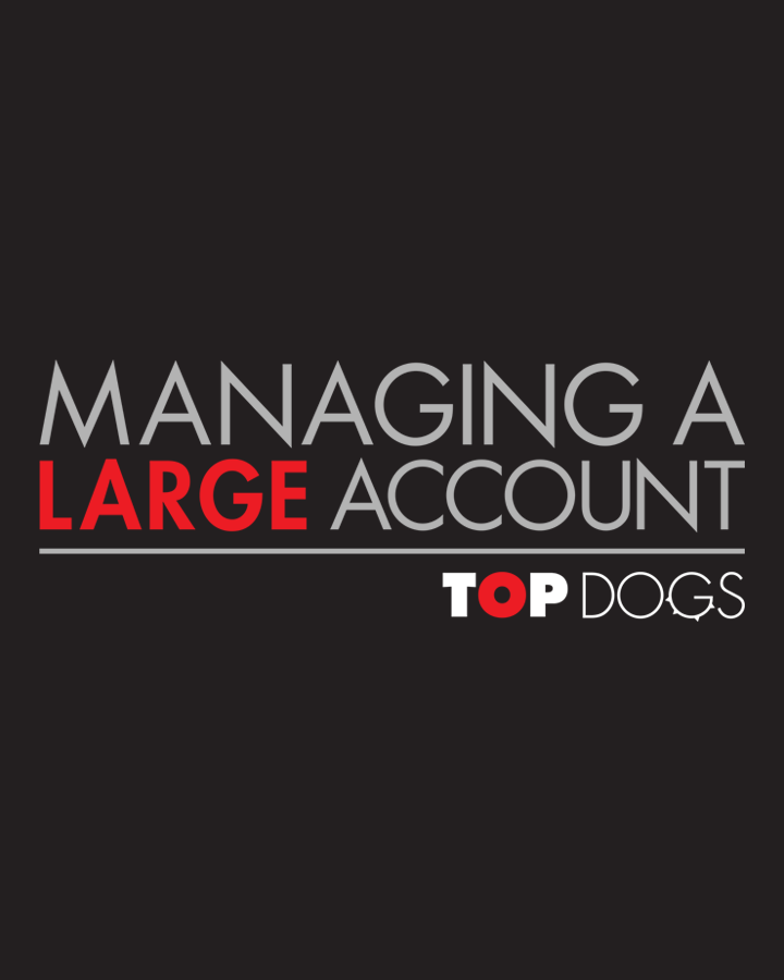 doublerainbow LIVE - Top Dogs: Managing a Large Account