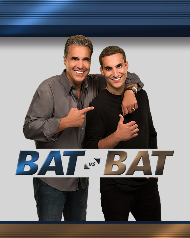 Bat VS. Bat