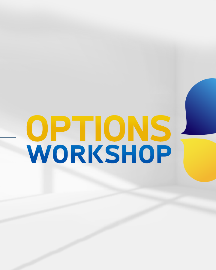 The LIZ & JNY Show - Options Workshop