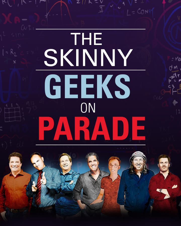 Geeks on Parade