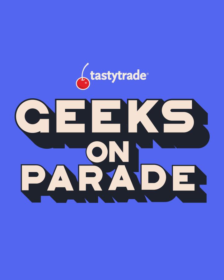 Geeks on Parade