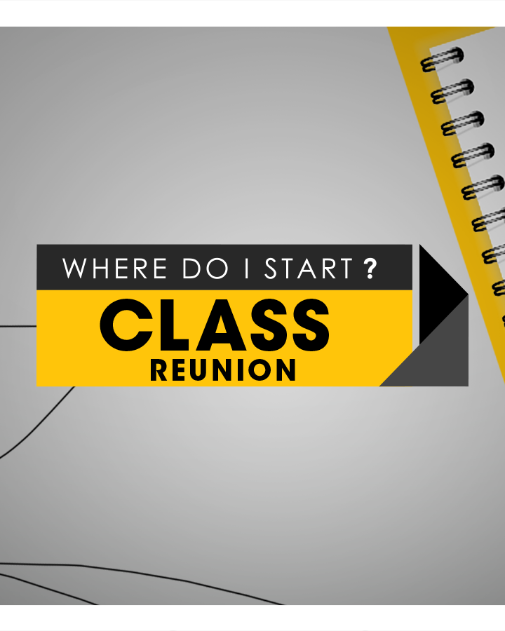 The 'Where Do I Start?' Series - WDIS: Class Reunion