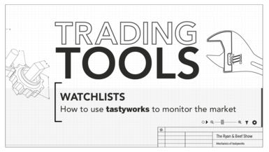 Tradingtools-watchlist