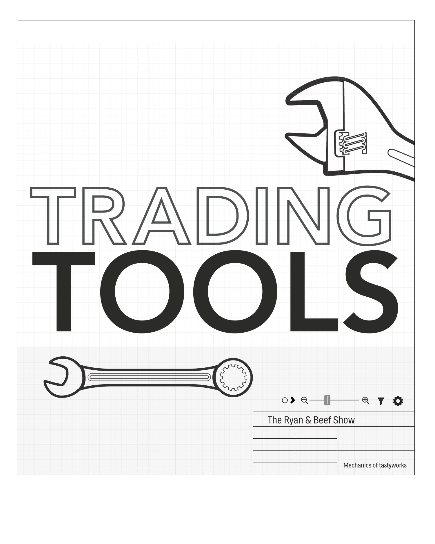 The Ryan & Beef Show - Trading Tools