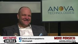 Bootstrapping - Mike Persico of Anova Technologies - February 25, 2015