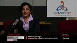 Bootstrapping - Dima Elissa of VisMed-3D - March 24, 2015
