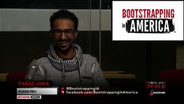 Bootstrapping - Faraz Jaka | Poker Pro - March 26, 2015