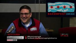 Bootstrapping - Seth Zurer of Baconfest Chicago - March 27, 2015