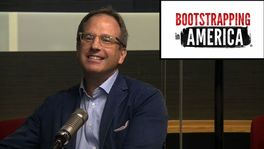 Bootstrapping - Dick Burke of VISANOW - July 24, 2015