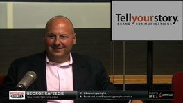 Bootstrapping - George Rafeedie of Tell Your Story - July 27, 2015