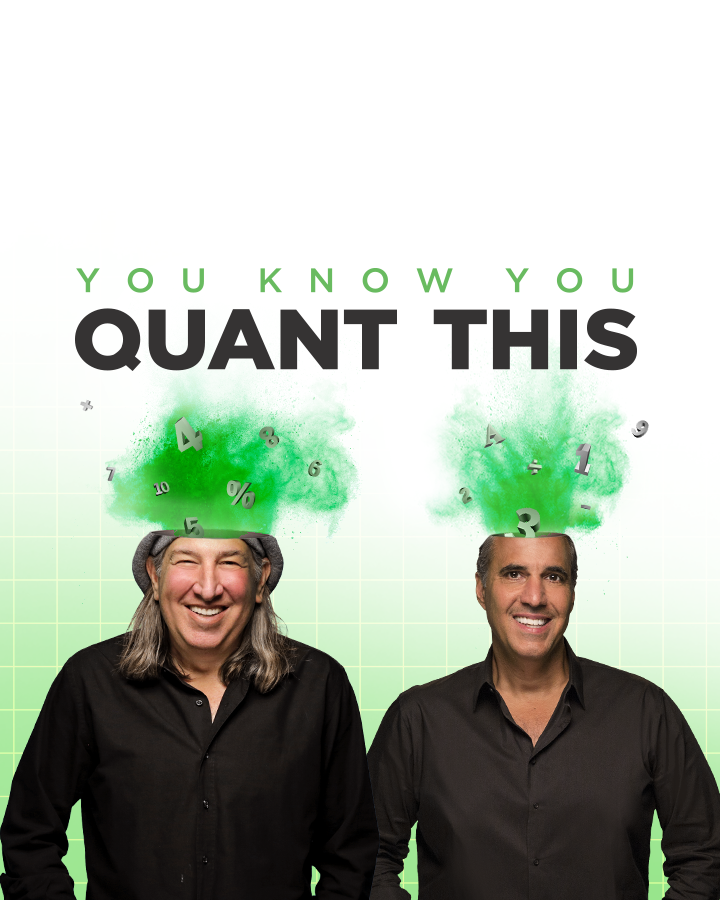tastytrade LIVE - You Know You Quant This