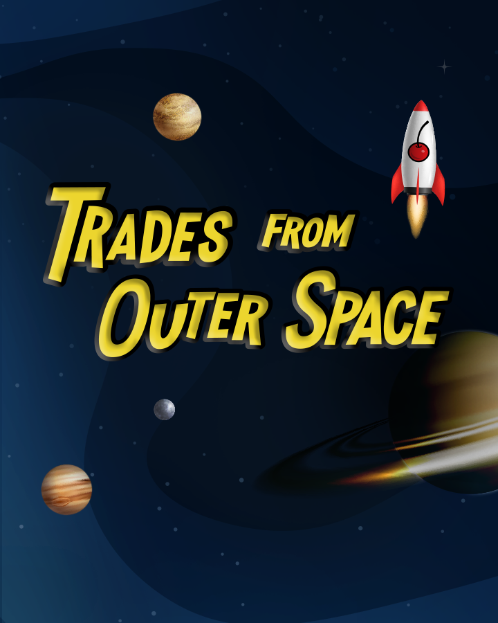 tastytrade in 3 Mins or Less - Trades From Outer Space